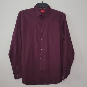 ALFANI STRETCH DRESS SHIRT NWOT